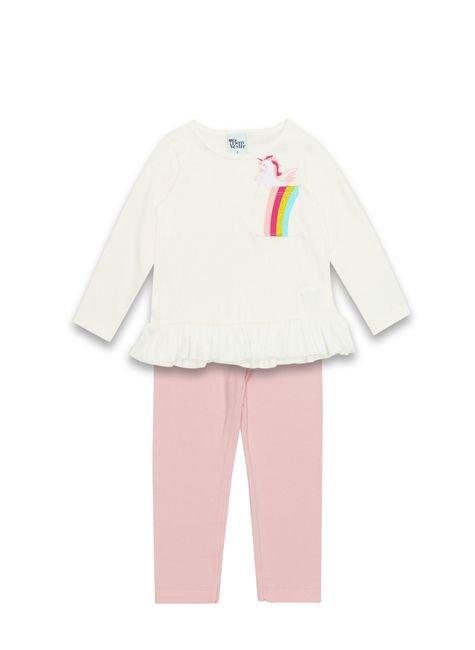 1 1075 conjunto meia malha e cotton bebe menina silk bem vestir cjt