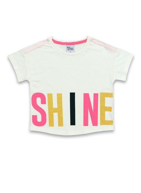 1 1061 blusa meia malha infantil menina silk bem vestir camiseta
