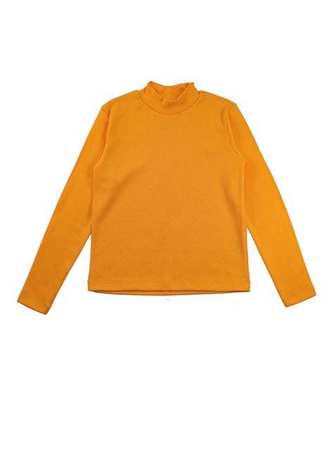 1 1555 blusa infantil unisex manga longa em ribana bem vestir