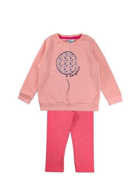 1 1333 conjunto infantil bebe menina moletom e legging bem vestir