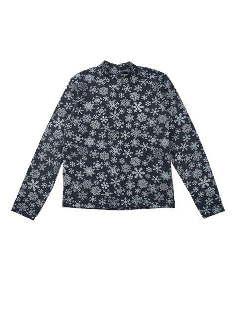 1 1620 blusa infantil menina manga longa em ribana bem vestir