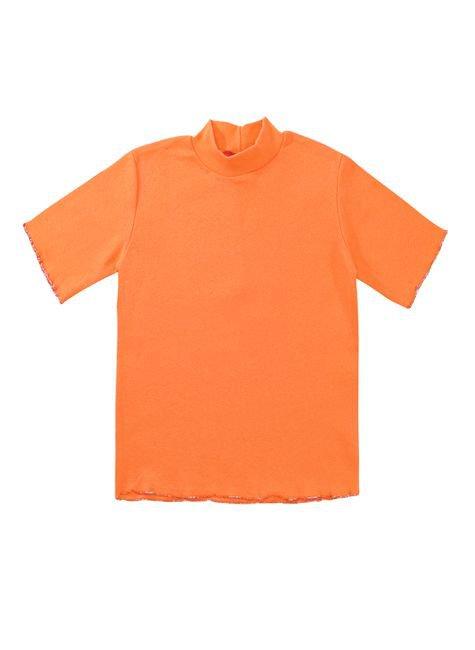 1 1297 blusa infantil menina manga em ribana bem vestir