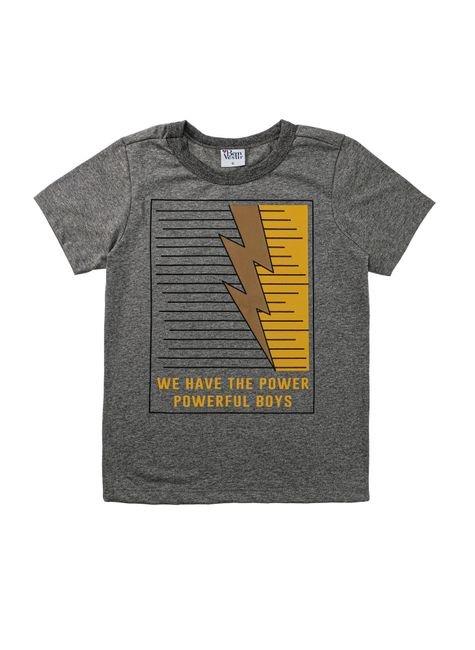 1 1280 camiseta meia malha infantil menino bem vestir
