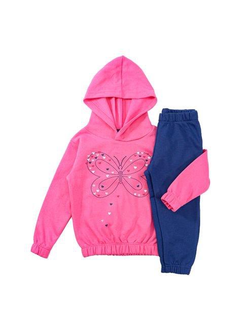 1 1401 conjunto infantil bebe menina moletom e silk bem vestir grupo
