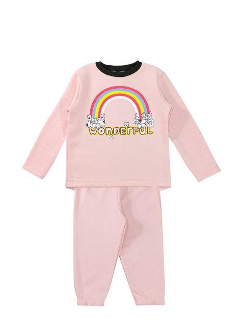 1 1415 conjunto infantil menina silk bem vestir