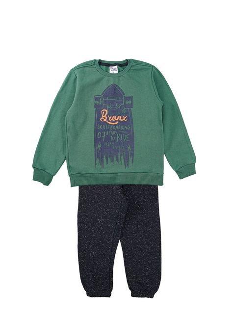 1 1631 conjunto moletom infantil menino silk bem vestir conjunto
