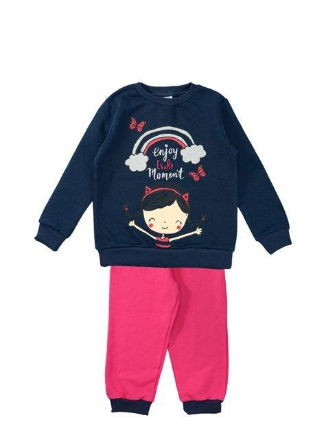 1 1394 conjunto moletom infantil menino silk bem vestir